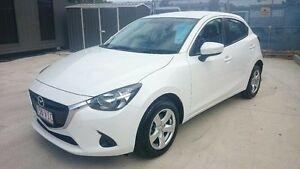 2014 Mazda 2 White Sports Automatic Hatchback Maryborough Fraser Coast Preview
