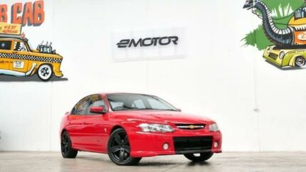 2003 Holden Commodore VY SV8 Red Hot 4 Speed Automatic Sedan Williamstown North Hobsons Bay Area Preview