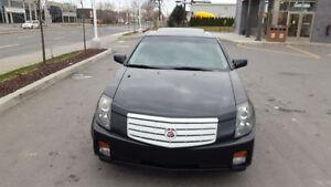 2007 Cadillac 2.8L CTS bail transfer