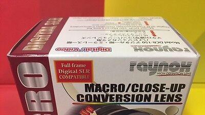 Raynox Dcr 5320 Pro Macro Sigma 18 200Mm 52Mm 55Mm 58Mm 62Mm 67Mm 77Mm 82Mm