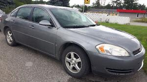 2006 Chevrolet Impala 190,000km  800$/Ferme