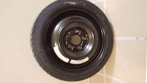 2008 Honda civic Spare Tire