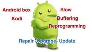 Tv Box Update, Kodi, Android / Fire Tv / MyGica / M8 / Minix