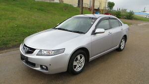 JDM 2002 AcuraTSX (Honda Accord) One Year/10,000 kms Warranty