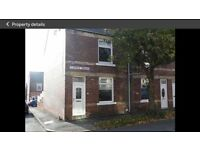 2 bedroom end terrace house to rent. £400pcm