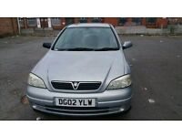 V ASTRA 1.6 PETROL GROUP 3 CHEAP TO RUN AND DRIVE 10 MONTHS MOT READY TO GO£550