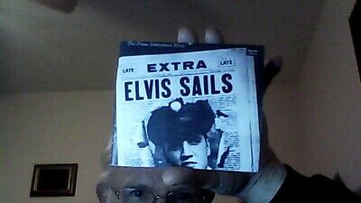 ELVIS SAILS EXTRA CDA-4325  EP NOT FOR SALE CD IMPORT PREOWNED