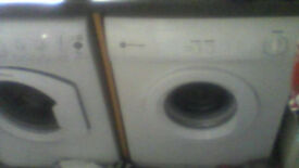 WHITE KNIGHT tumble dryer in white 6kg in excellent condition