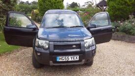Land Rover Freelande, Diesel, Manual