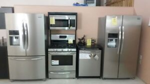 Get all of your appliances here! Best in GTA!