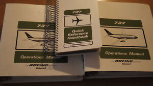 Boeing 737 Operations Manual West Island Greater Montréal image 1