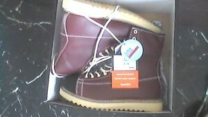 iron worker boots