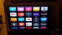 50inch Smart tv for sale