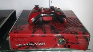 Xbox 360 gears of war 320gig