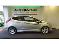 FORD FIESTA 1.6 ZETEC S FREE MOT FOR LIFE and WARRANTY!! (silver) 2009