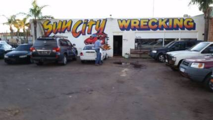 SunCity Wreckers Webberton Geraldton City Preview