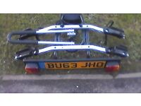 Thule 2 cycle carrier.