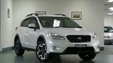 2014 Subaru XV G4-X MY14 2.0I Satin White Pearl 6 Speed Manual Wagon Artarmon Willoughby Area Preview