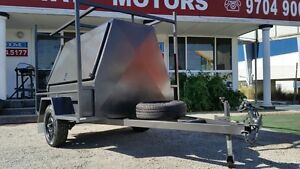 6X4 BUILDERS ELITE TRAILER  - 750KG Narre Warren Casey Area Preview