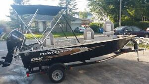 2012 PRINCECRAFT STARFISH DLX