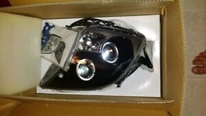 FORD FUSION HALO HEADLIGHTS WITH LED BRAND NEW NEVER USED!!! Windsor Region Ontario image 4