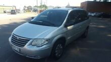 2007 Chrysler Grand Voyager RG 05 Upgrade Limited Silver 4 Speed Automatic Wagon Georgetown Newcastle Area Preview