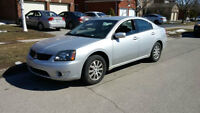 2007 Mitsubishi Galant ES CERTIFIED & ETESTED.