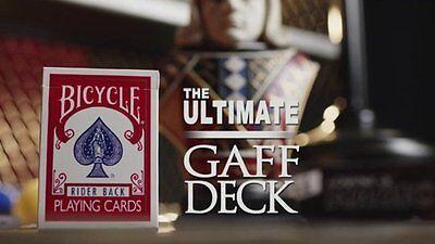 Gaff Deck Dvd The Ultimate Gaff Deck Kit