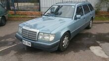 1990 Mercedes-Benz 300TE W124  4 Speed Automatic Wagon Enfield Port Adelaide Area Preview