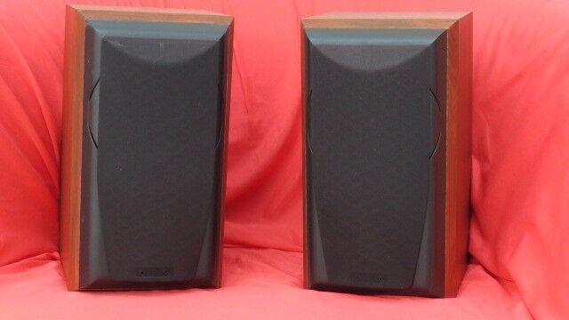 Mission 771 Gold-coned 100 Watt Speakers