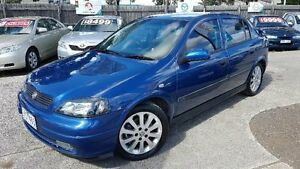 2003 Holden Astra TS CDX Blue 4 Speed Automatic Hatchback Maidstone Maribyrnong Area Preview