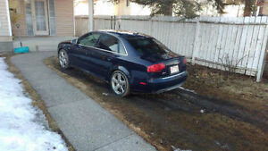 2006 Audi S4 Sedan 340 Hp All Wheel Drive Quick Sale