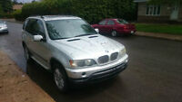 bmw x5 2002 fully equiped