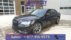 2015 Chrysler 300 S LEATHER BACKUP CAM $195b/w