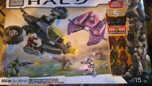 BRAND NEW* UNSC Hornet VS Covenant Vampire