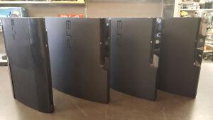 Consoles PS3 à partir de 99.95$