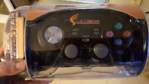 ELITE GEAR WIRELESS RECHARGEABLE PS2 CONTROLLER,Unused Brand New