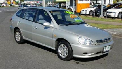 Dealer Says Sell!! Price Dropped $500 - 2000 Kia Rio Hatchback Westcourt Cairns City Preview
