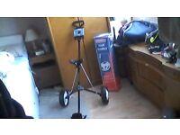 Donnay golf trolley