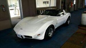 1979 Chevrolet Corvette Coupe (2 door)