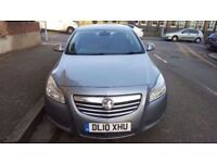 Vauxhall Insignia 2010. Half Leather silver 157 Diesel Auto. Service History