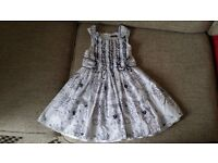 Beautiful dress by David Charles 5 yrs