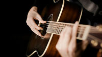 ACOUSTIC GUITARIST SINGER for weddings, private parties and venu