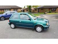 2002 (51) Nissan Micra S 1.0