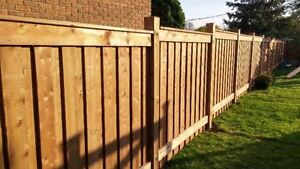 Post Hole, Fence and Deck Clients WANTED! New build or repairs Cambridge Kitchener Area image 1