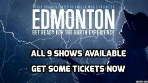 ★★Garth Brooks & Trisha Yearwood ★★ (ALL SHOW DATES AVAILABLE)