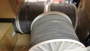 De-icing wire, Chromalox Thermwire melt, NEW, 1000' roll