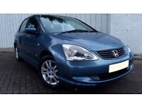 Honda Civic 1.4 SE ....Really Lovely Low Mileage For Year....Honda Reliability