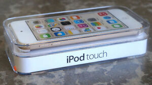 IPOD TOUCH 6 GENERATION BRAND NEW