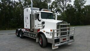 2009 Kenworth T658 White Prime Mover Stapylton Gold Coast North Preview